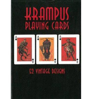 [(Krampus Playing Cards)] [Author: Monte Beauchamp] published on (November, 2013)