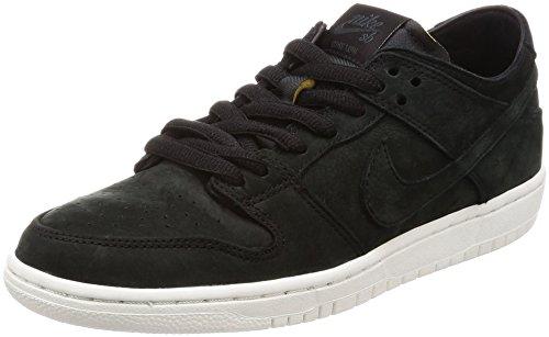 promo code ac357 2dc26 Nike SB Zoom Dunk Low Pro Decon, Zapatillas de Deporte para Hombre, (Black