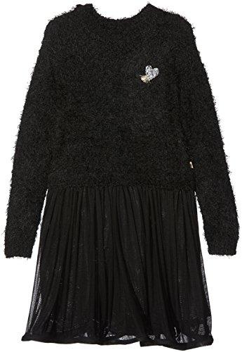 Kleid Robe, Schwarz (Black 09B), 8 Jahre (Hersteller Größe: 08A) ()