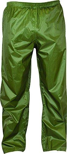 Highlander Stormguard del hombres y ligero ― Prime impermeables y cortavientos chaqueta a bajo precio, disponible para comprar ahora en Amazon Packaway pantalones, hombre, color Olive Green, tamaño 3XL