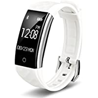 Smart Bracelet, Diggro S2 IP67 Waterproof Fitness Tracker Smart Heart Rate Monitor Sports Activity Pedometer Health Smartwatch Bluetooth Wristband with Sleep Quality Control/Call Notification reminder/Calorie Counter/Remote Camera for Android IOS Smartphone