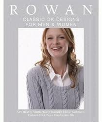 Rowan Classic DK Designs For Men & Women