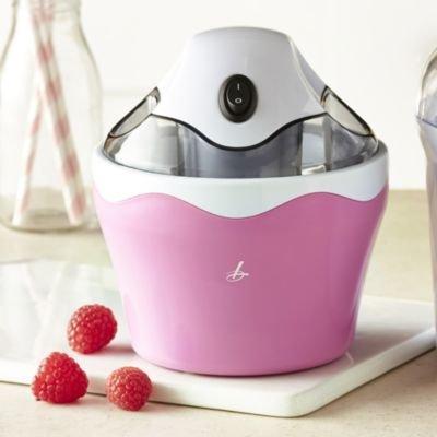 Lakeland Mini-Eismaschine, Sorbet, Eis, Frozen Yoghurt, Speiseeis in nur 30 Min