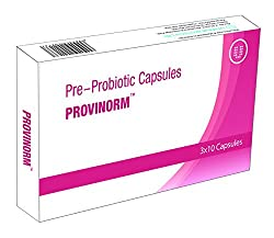 Provinorm Pre-Probiotic Capsules for Womens health (Bacterial Vaginosis)