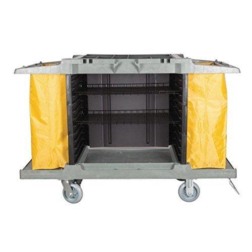 Bolero DL011Bolero Housekeeping Trolley - Nylon Bolero