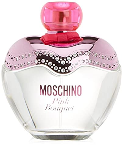 Moschino Pink Bouquet Eau de Toilette for Women 100 ml