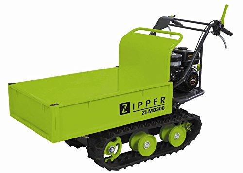 Miniraupendumper 4,8 kW / Ladekapazität 300 kg / inkl. Schneeschild