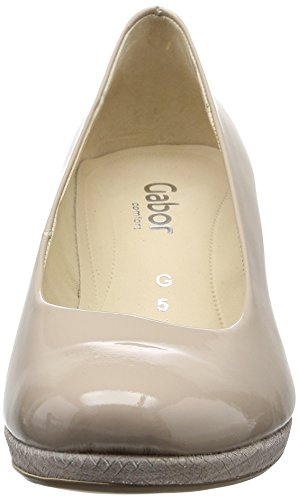 Gabor Comfort, Escarpins Femme Beige (light rose 94)