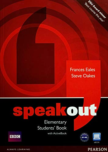 Speakout Elementary Students Book and DVD/Active Book