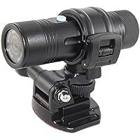 Andoer Appareil Photo de Sport HD 1080P 30FPS 8MP 170à + Objectif Grand Angle DVR Action du Casque caméra Portable de Voiture DVR de la Webcam du PC Résistant à l'eau
