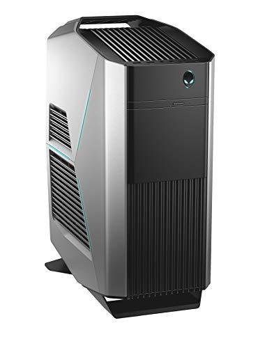 Alienware Aurora R8 Unité centrale Argent (Intel Core i5, 16Go de RAM, Disque Dur 1To + SSD 256Go, NVIDIA GeForce RTX 2060 OC 6Gb, Windows 10 Home)