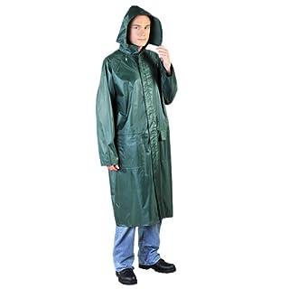 Regenmantel Regenjacke mit Kapuze Gr XXXL