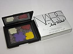 NARS Andy Warhol Eyeshadow Palette - Flowers 1 0.45 oz
