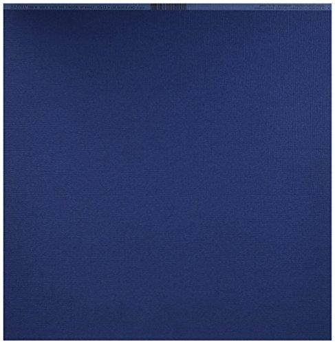 Unbekannt Bazzill CDSTK Mono Admiral 30,5 x 30,5 cm -