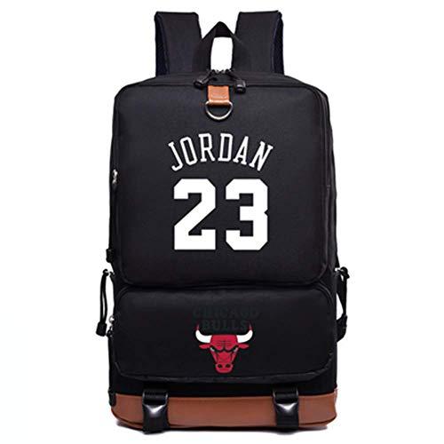 HS-HWHBAG # 23 Jordan Harden Mochila Lona Ligera Bolsa