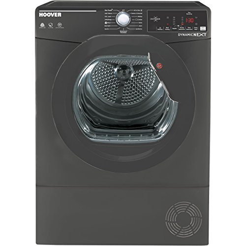 Hoover DXC8TCER Freestanding B Rated Condenser Tumble Dryer - Graphite