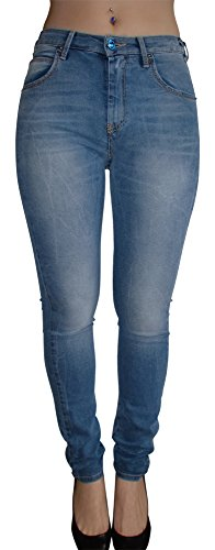 MET Injeans -  Jeans  - Skinny fit  - Donna Blue 64