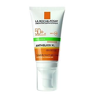 La Roche Posay Anthelios XL Gel Crema Antibrillos Tacto Seco Con Color SPF50+, 50ml