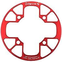 VGEBY1 Fahrrad-Kettenschutz Schutzabdeckung Zubeh/ör f/ür Mountainbikes Kurbelgarnitur Kunststoff-Kettenrad