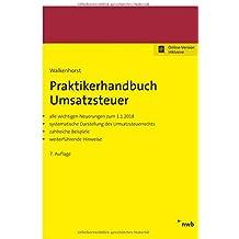 Praktikerhandbuch Umsatzsteuer