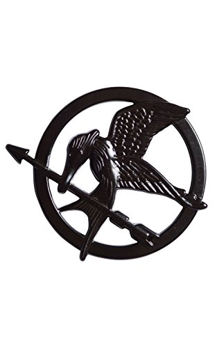 Mockingjay Pin The Hunger Games, Erwachsenen-Kostüm – One Size (Hunger Games Fancy Dress Kostüme)