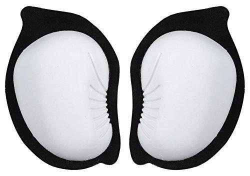 zandona-3500weun00-saponetta-per-tuta-knee-sliders-hook-velcro-bianco-taglia-unica