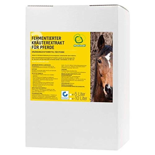 FKE (Ferm. Kräuterextrakt für Pferde) 10 l Bag in Box EFFEKTIVE MIKROORGANISMEN