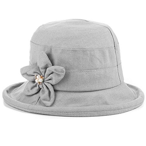 chapeau de soleil Canapé de plafond Rideau pliable à la mode Ombre ( Couleur : #2 ) #6