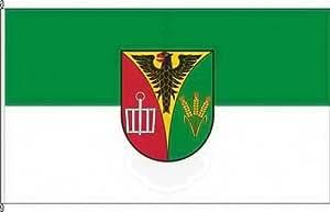 Königsbanner Hochformatflagge Möntenich - 150 x 500cm - Flagge und Fahne