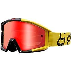 Fox Goggles MAIN mastar, Yellow, tamaño OS