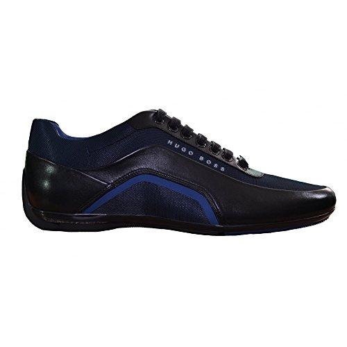 Hugo Boss, Sneaker uomo blu Blue Blue