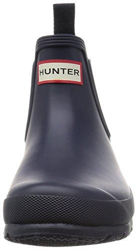 Hunter W Org Chelsea Rma, Stivali Donna Mezzanotte