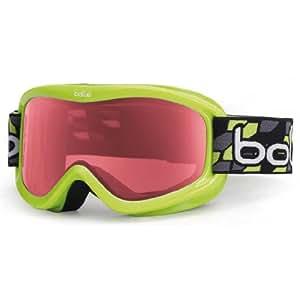 Bolle Kids Volt Ski Goggles - Green Geo, Junior 6+ Years