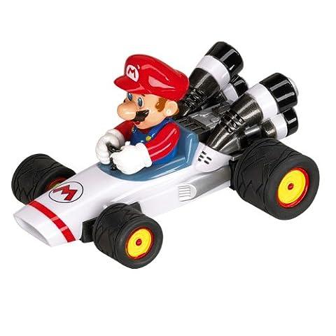 Pull&speed - 15813009 - Véhicule Miniature - Nintendo Mario 3 Pack - Ds, Wii, 7