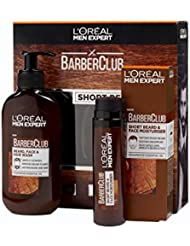 L'Oreal Men Expert Short Beard Barberclub Collection 2 Piece Christmas Gift Set For Him