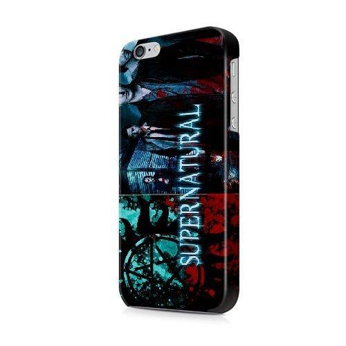 iPhone 6/6S (4.7 pouces) coque, Bretfly Nelson® Stilinski 24 série Plastique Snap-On coque Peau Cover pour iPhone 6/6S (4.7 pouces) KOOHOFD908398 SUPERNATURAL - 012