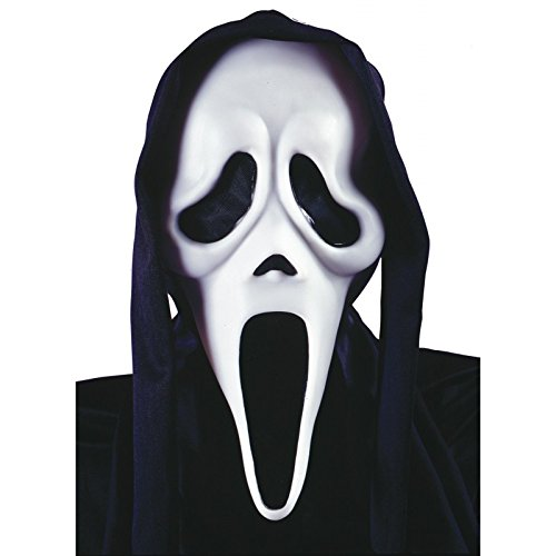 SCREAM Maske (Glow In The Scream Dark Maske)