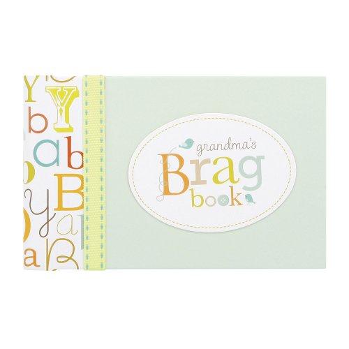 Cr Gibson Grandmas Brag Bookbaby Photo Album Newborn Baby Gift