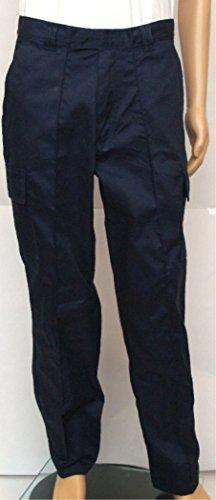 Da uomo Cargo Combat pantaloni da lavoro misure 71,12 cm - 132,08 cm pantaloni Workwear
