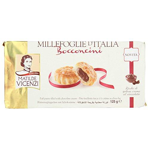 Matilde Vicenzi - Millefoglie D'Italia Bocconcini al Cioccolato - 125g
