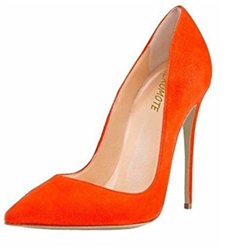 HarrowandSmith  Ammahs1, Escarpins femme Orange - Orange
