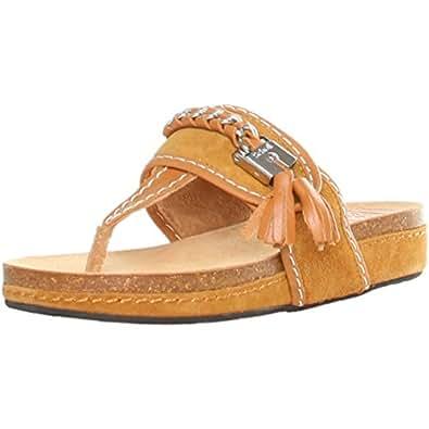 Dr. scholl lAKEBA f244221061 mules à talons sandales élégantes eU 36 daim marron