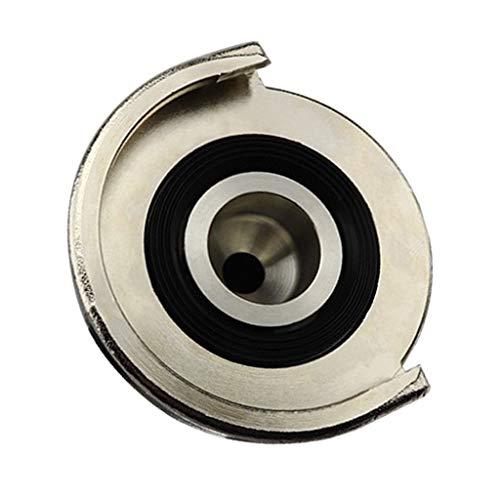 Accoppiatore Attacchi per Fusti per Birra/Attrezzature per Birra Kit Vinificazione - Tipo A, 25 x 9 cm