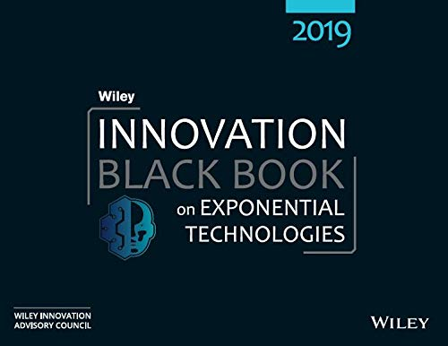 Wiley Innovation Black Book on Exponential Technologies 2019