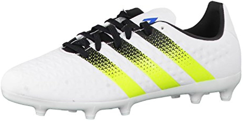 adidas Performance Ace 16.3 FG/AG J AF5157, Zapatos de fútbol - 38 2/3 EU