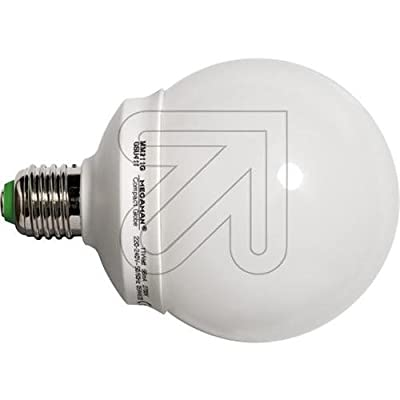 IDV Energiesparlampe 11 W E27 230 V, 827 ESL Compact Globe, 1750133 von IDV auf Lampenhans.de