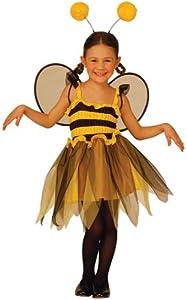 WIDMANN Desconocido Disfraz de abeja para niña
