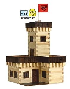 Walachia- Castillo de Verano Kits de Madera (296)