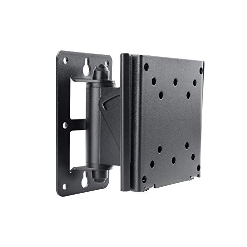 TooQ LP1423TN-B - Soporte inclinable y giratorio de pared para monitor/TV/LED/LCD de...