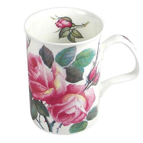 Fine China Teapot (Roy Kirkham Lancaster English Rose Fine Bone China Becher#2)